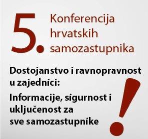 5. konferencija hrvatskih samozastupnika