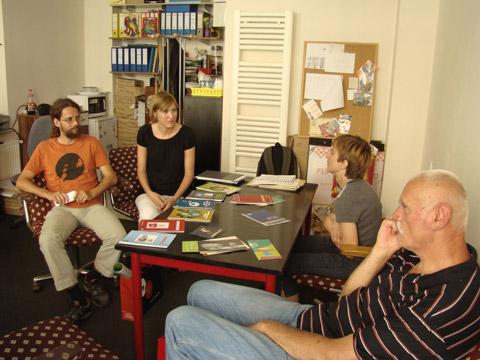 Sastanak za sudjelovanje na 4. Tjednu cjeloživotnog učenja