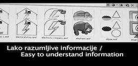 Lako razumljive informacije