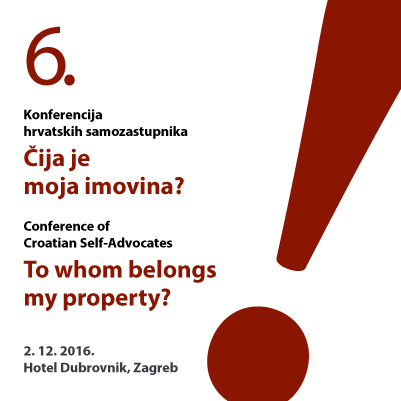 6. konferencija hrvatskih samozastupnika